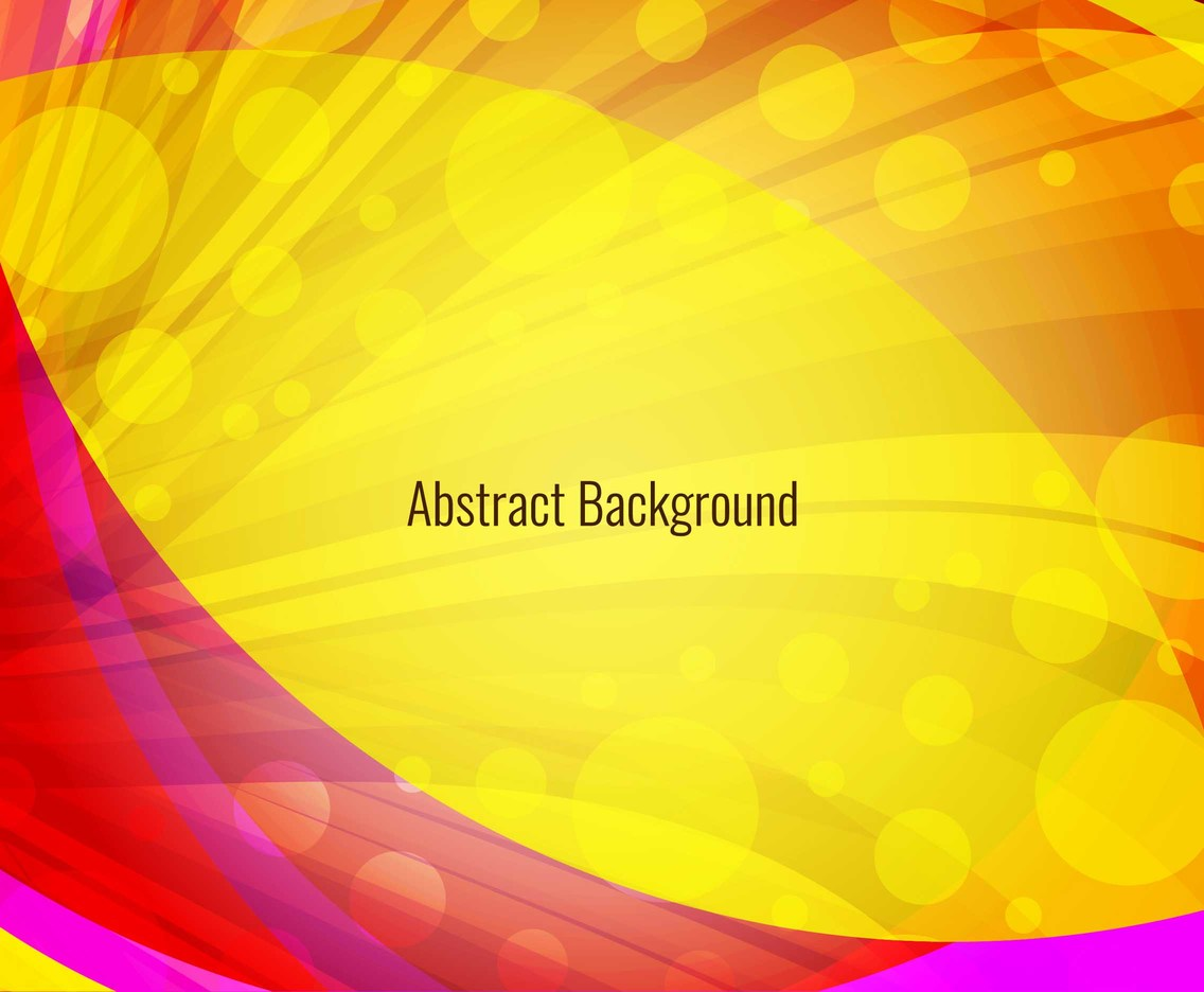 Free Vector Modern Colorful Background