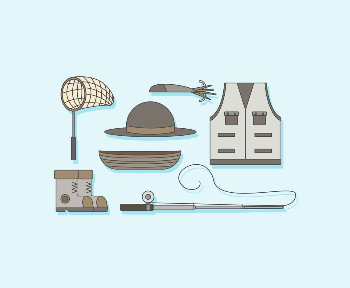 Fishing Vector Pack