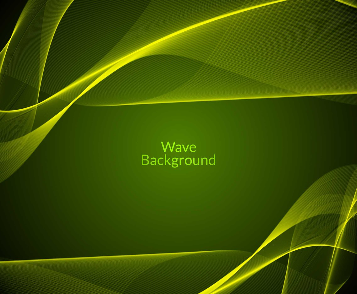 Free Vector Shiny Line Wave Background