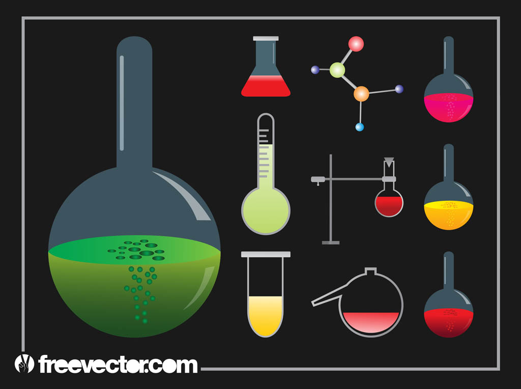 Chemistry Graphics Set