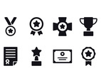 Winner Icon Set