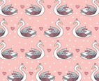Princess Swan Pattern