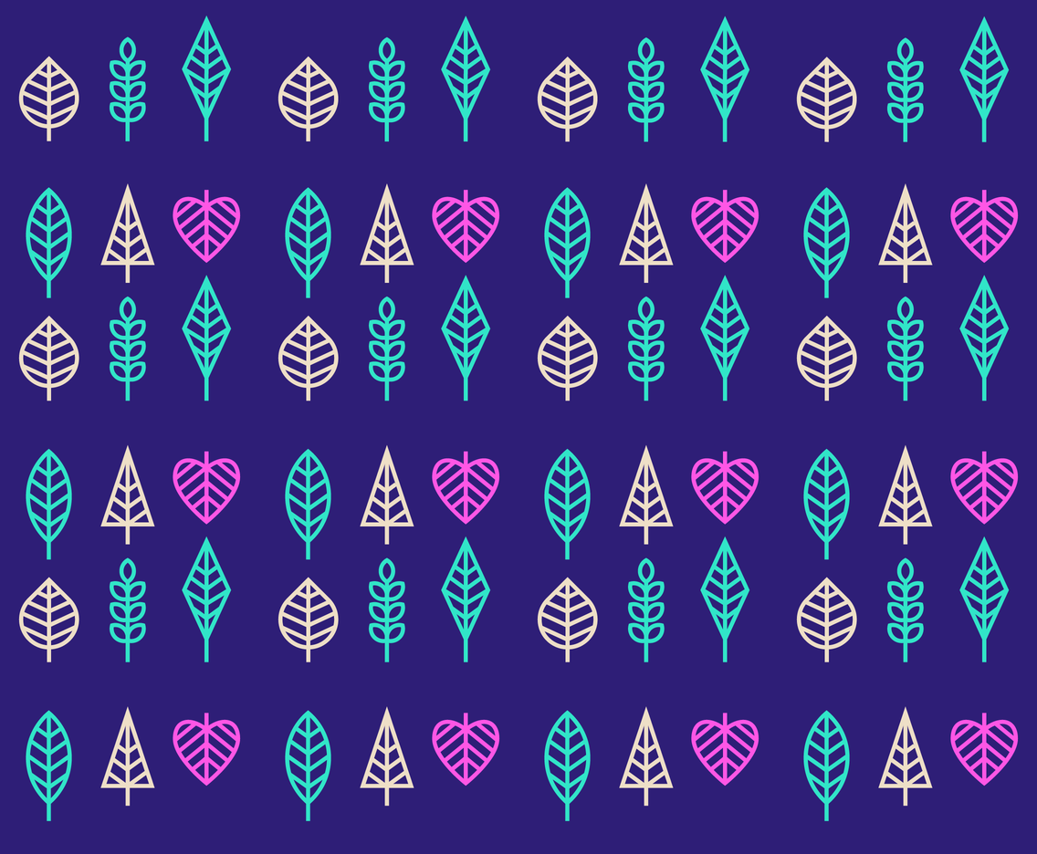 Free Leaf Pattern Vector