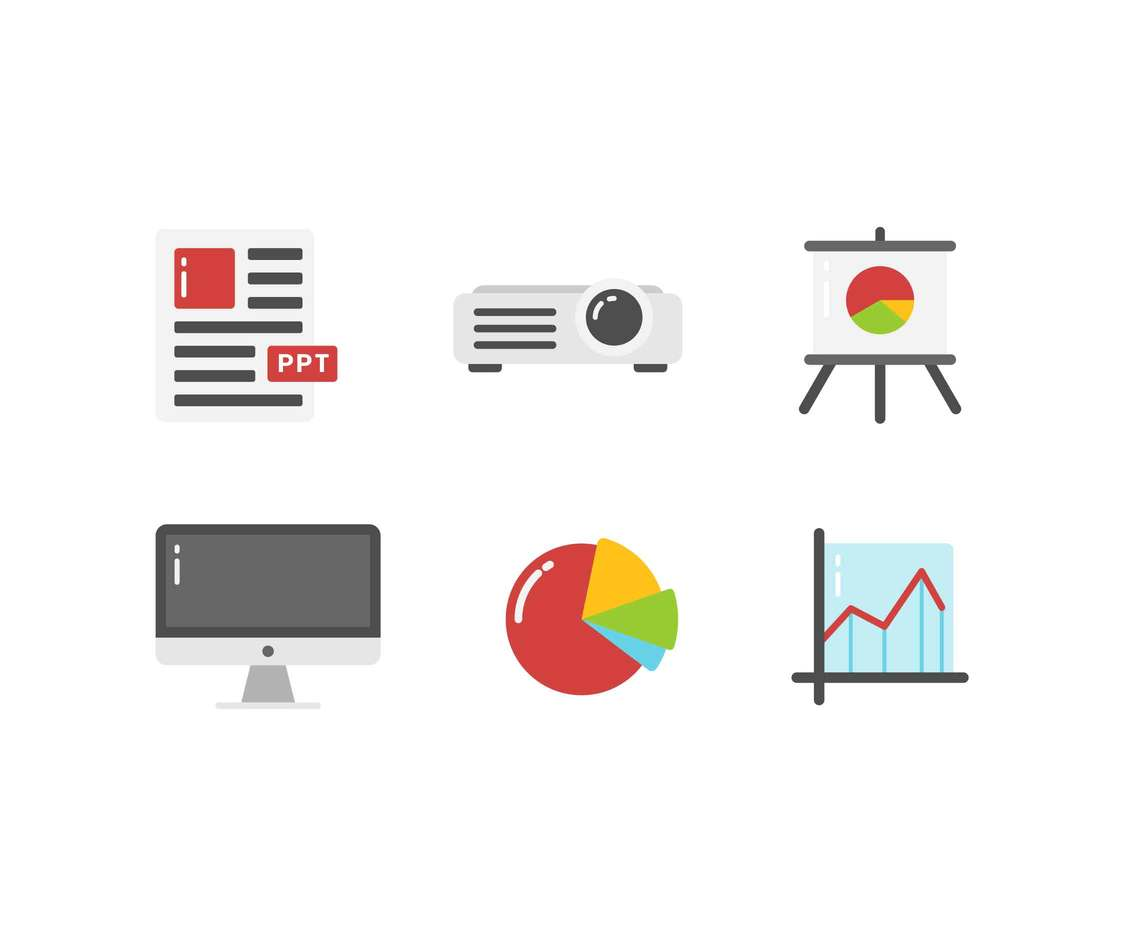 Free Powerpoint Vectors
