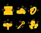 Gold Treasure Vectors