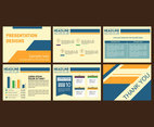 Infographic elements for presentation templates