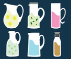 Jug Vector Pack