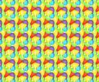 Free Rainbow Background Vector