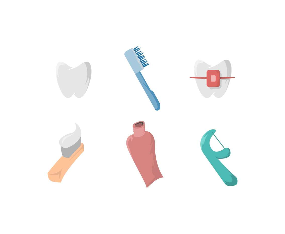 Free Clean Dentistry Vectors