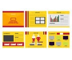 Yellow Powerpoint Presentation Design