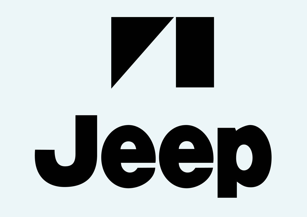Jeep Logo Vector Art & Graphics | freevector.com