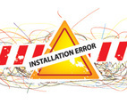 Installation Error