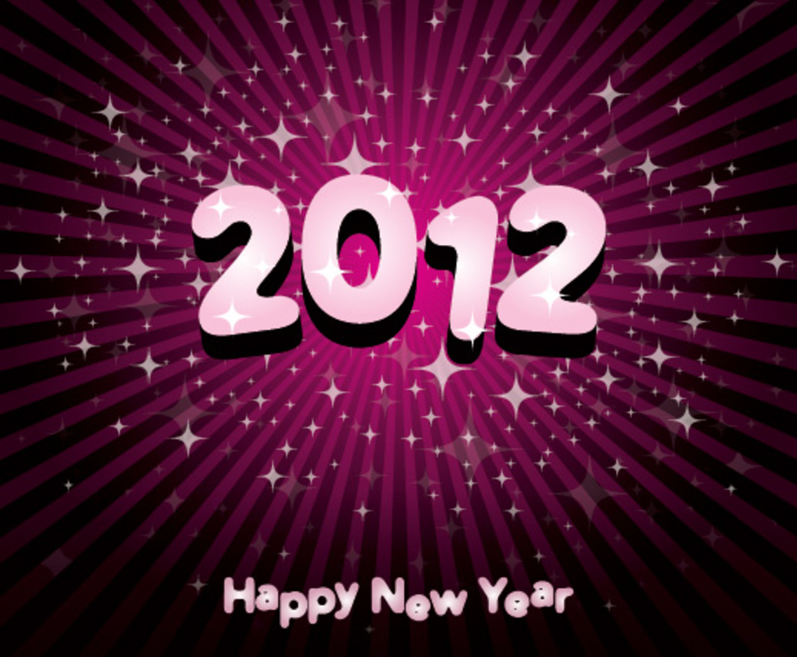 New Year Poster 2012