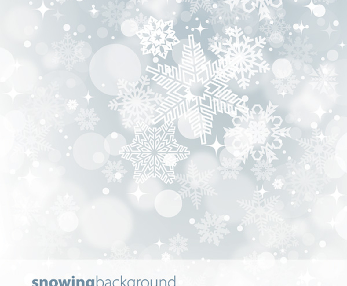 Snowing Background