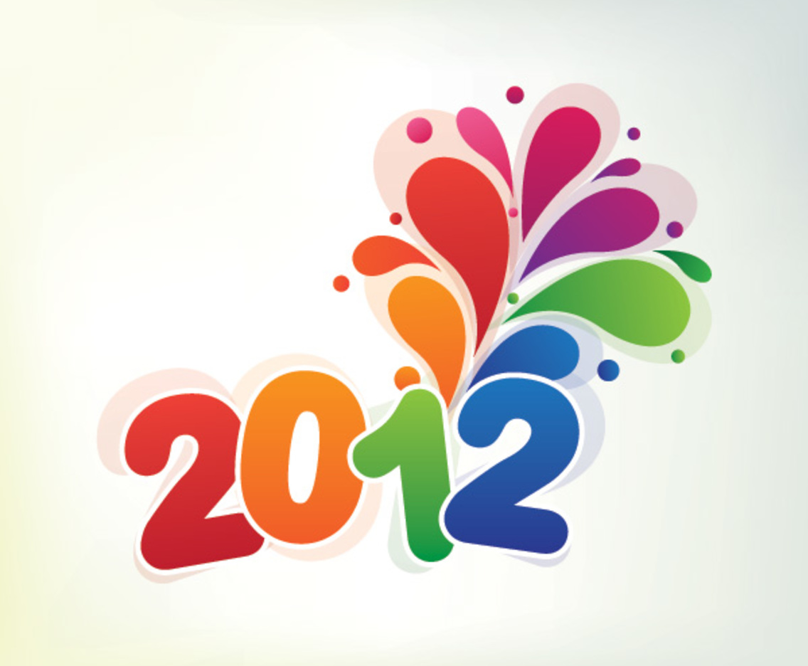 Colorful New 2012