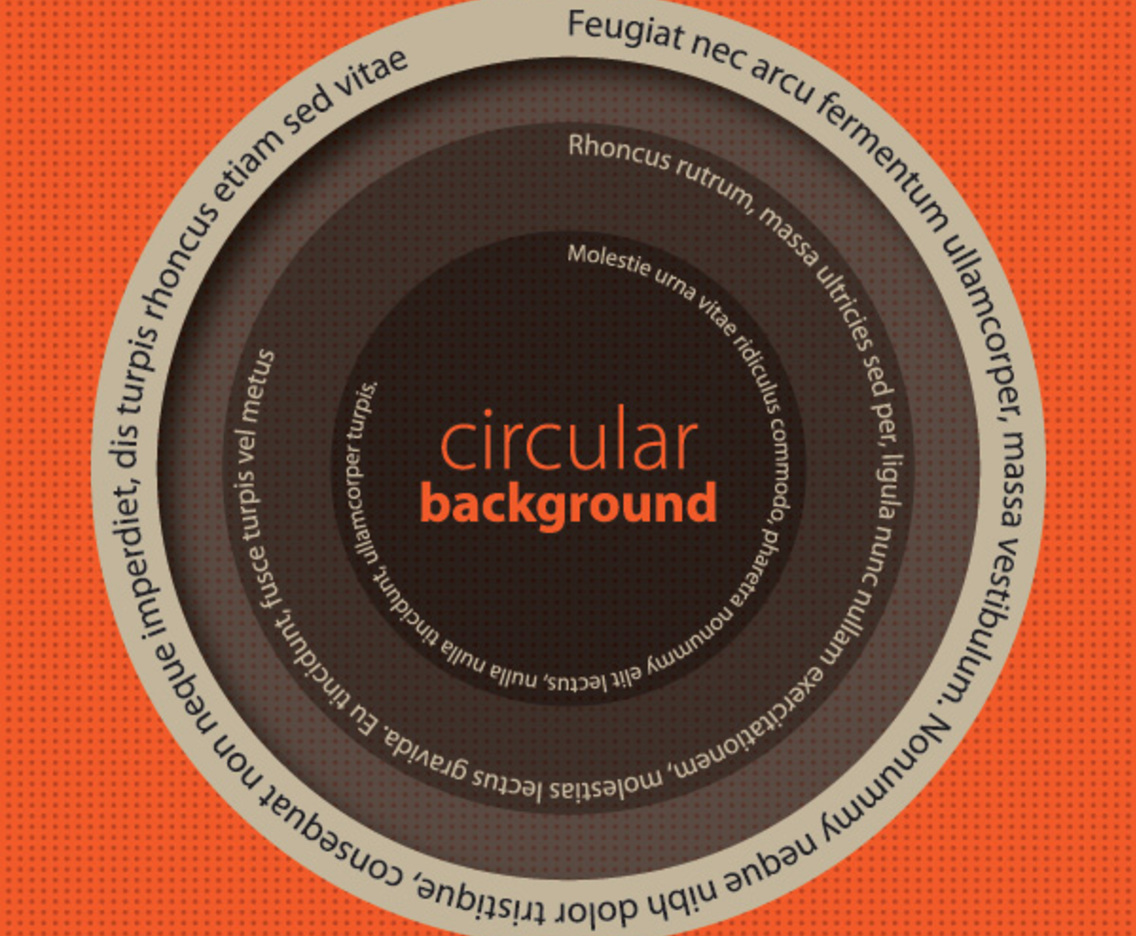 Circular Background