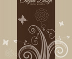 Elegant Brown Design