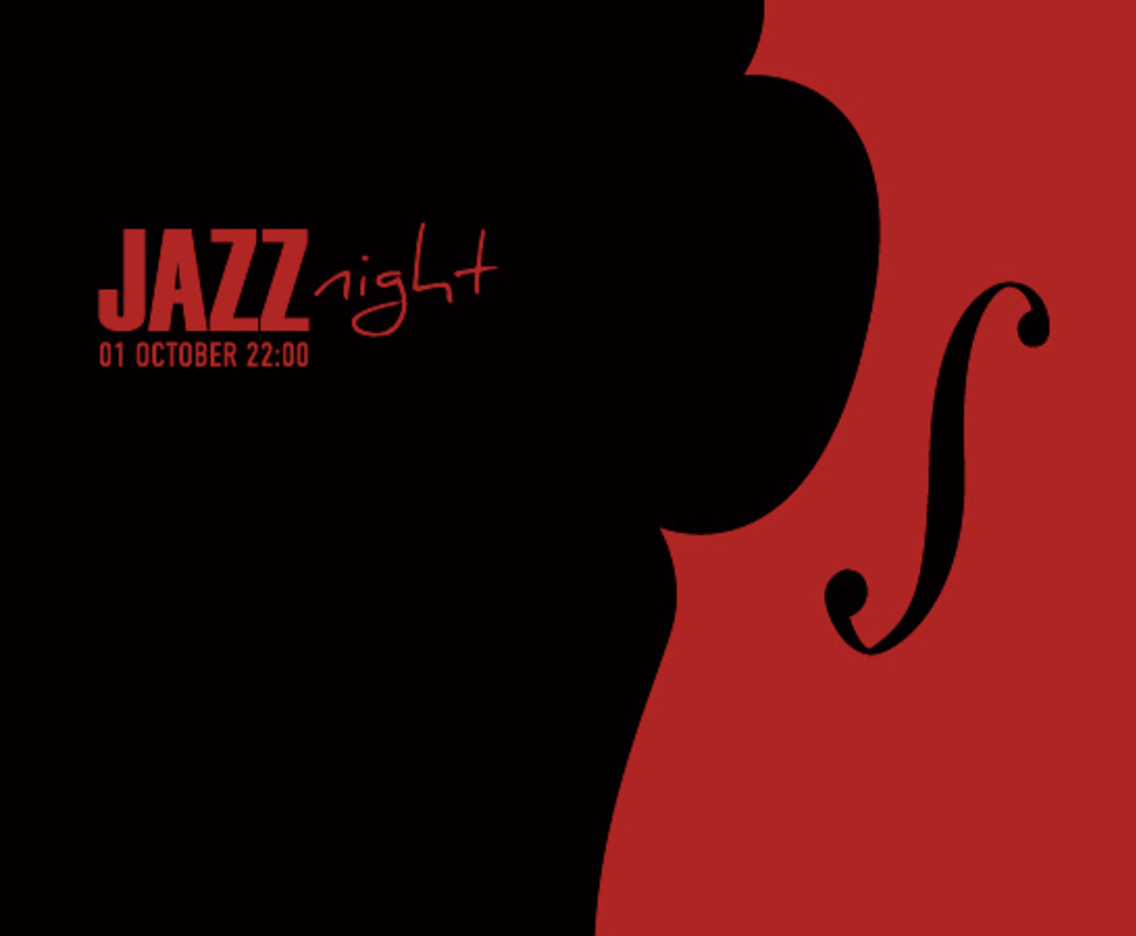 Jazz Night Poster
