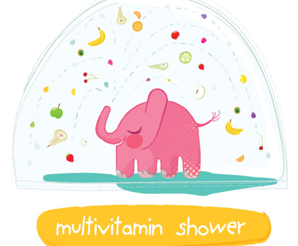 Multivitamin Shower