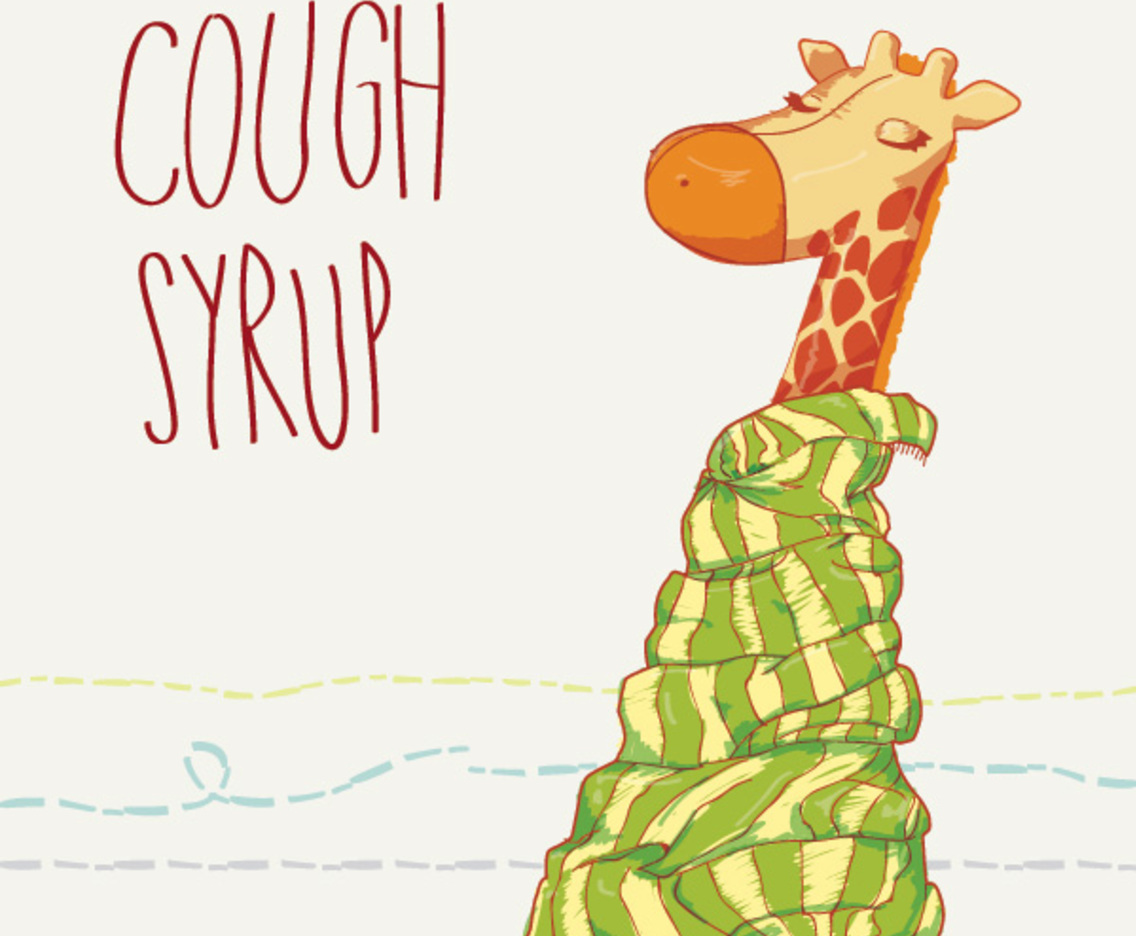 Cough Syrup Character