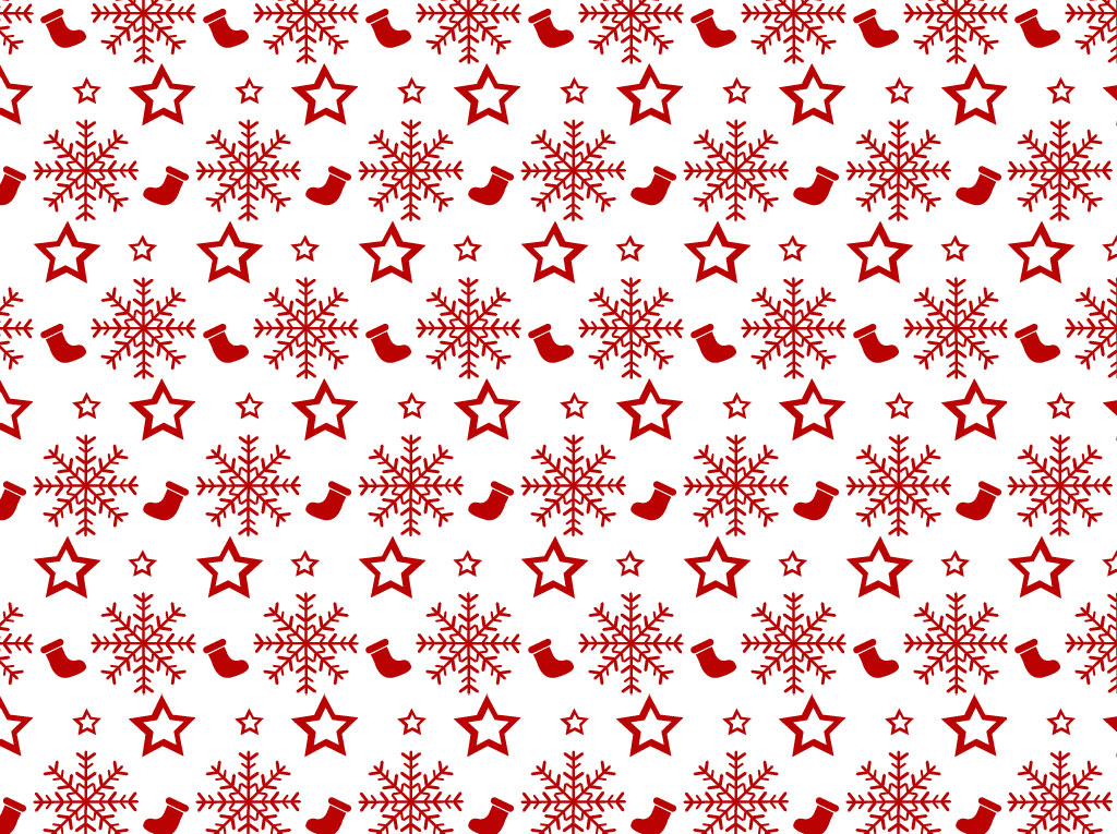 Red White Christmas Pattern Vector Art Graphics Freevector Delectable Christmas Patterns