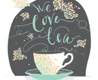 We Love Tea