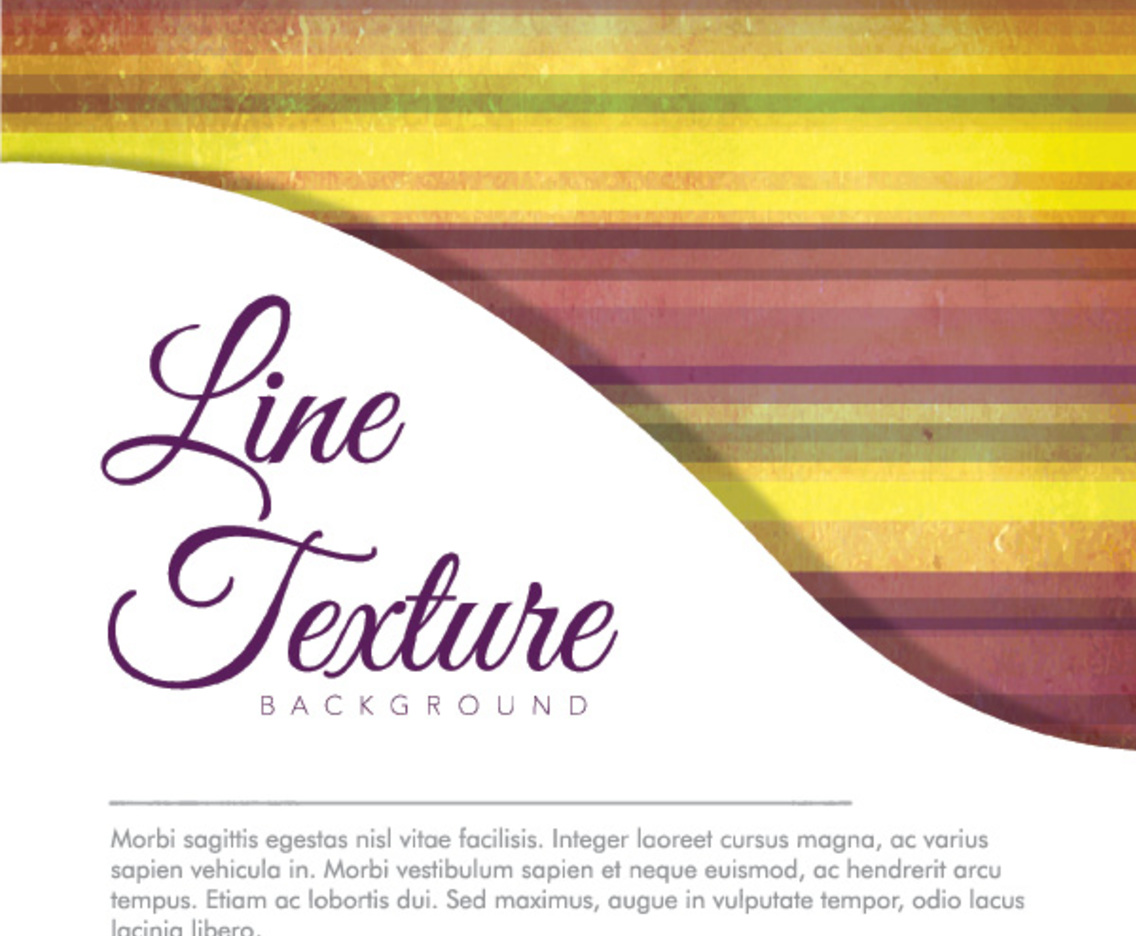 Line Texture Background