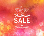 Autumn Sale Design