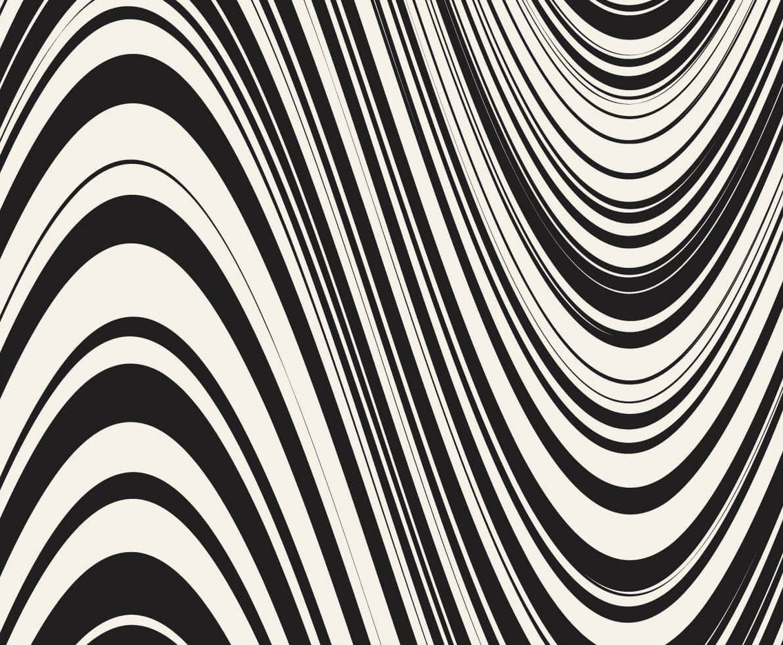 Wavy Lines Background