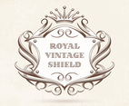 Royal Vintage Shield