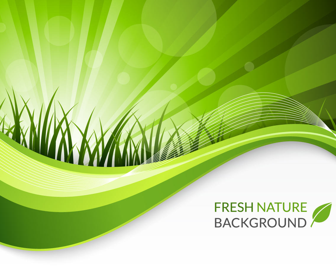 Fresh Nature Background