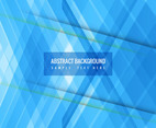 Blue Plaid Vector Modern Background