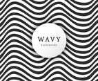 Wavy Graphic Background