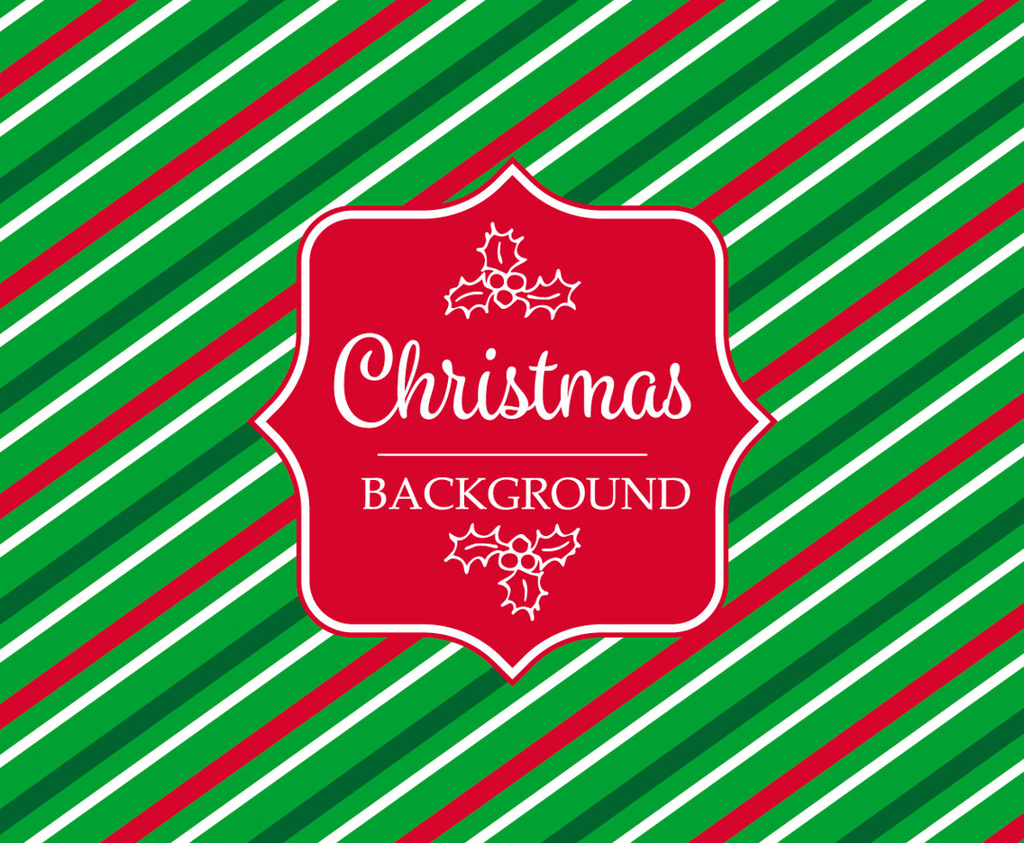 Christmas Graphics Background.Christmas Stripes Background Vector Art Graphics