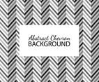 Grey Chevron Geometric Background