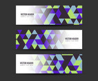 Vector Colorful Headers