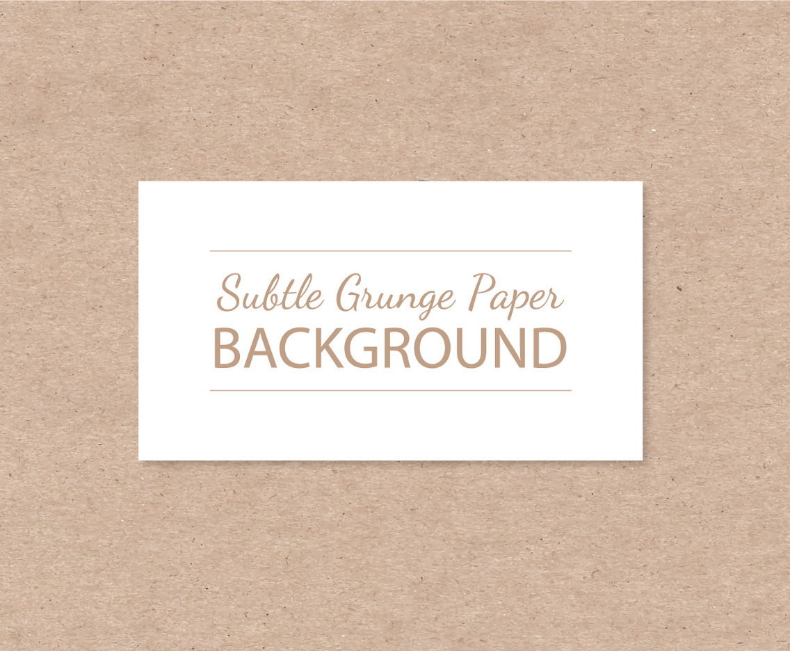 Brown Textured Paper Background