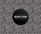 Abstract Black and White Texture Background