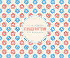 Cute Colorful Flower Background