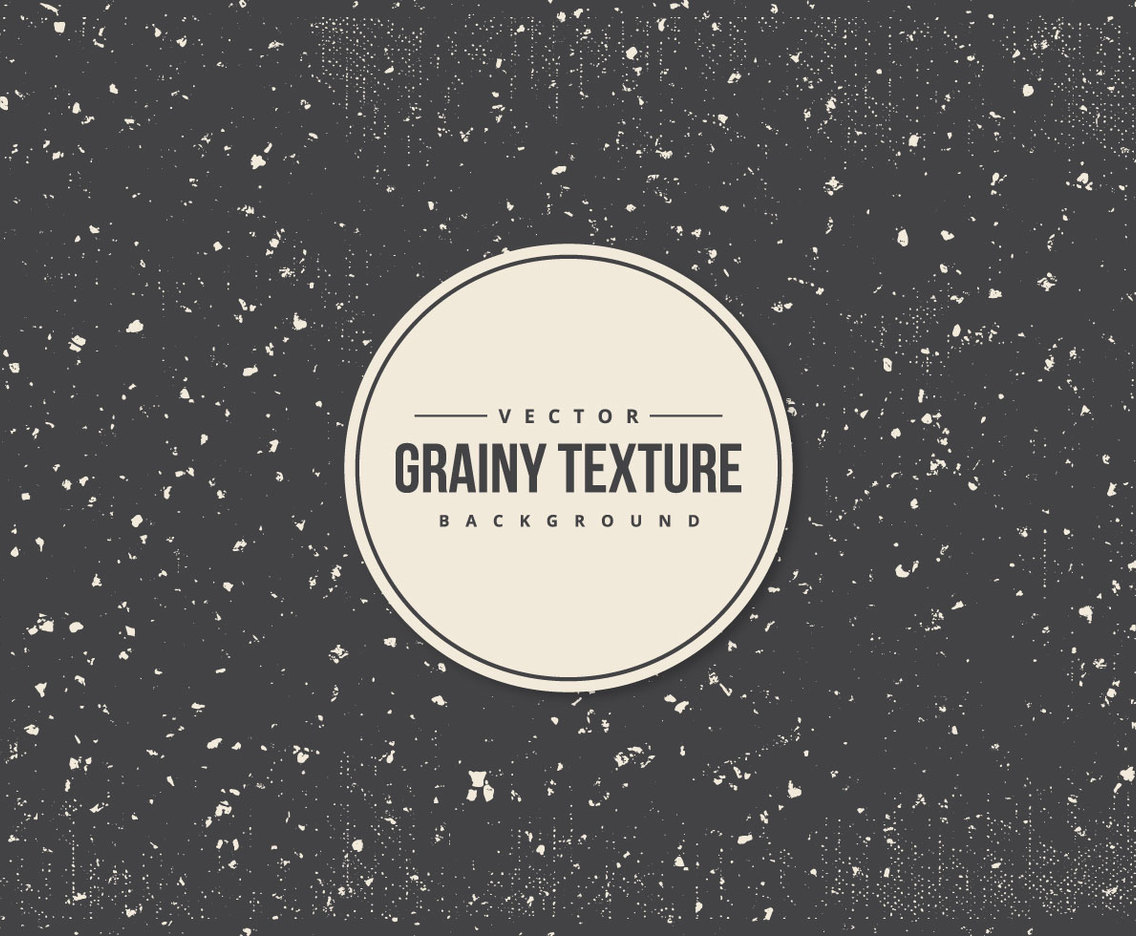 Grainy Vector Texture Background