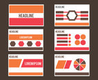Nice Powerpoint Template Vector