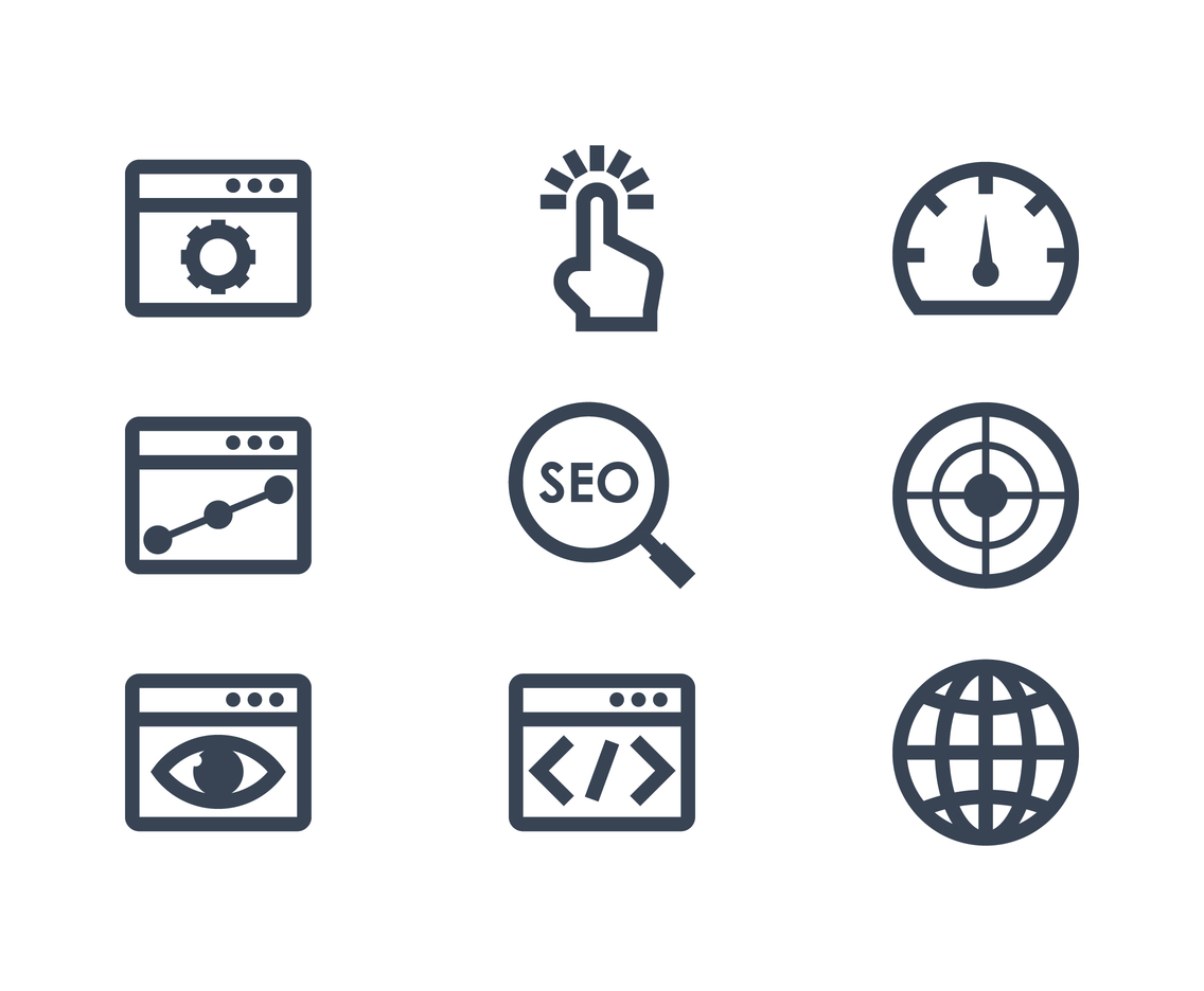 SEO Optimation Icon