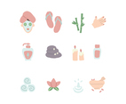 Cute Spa Icons