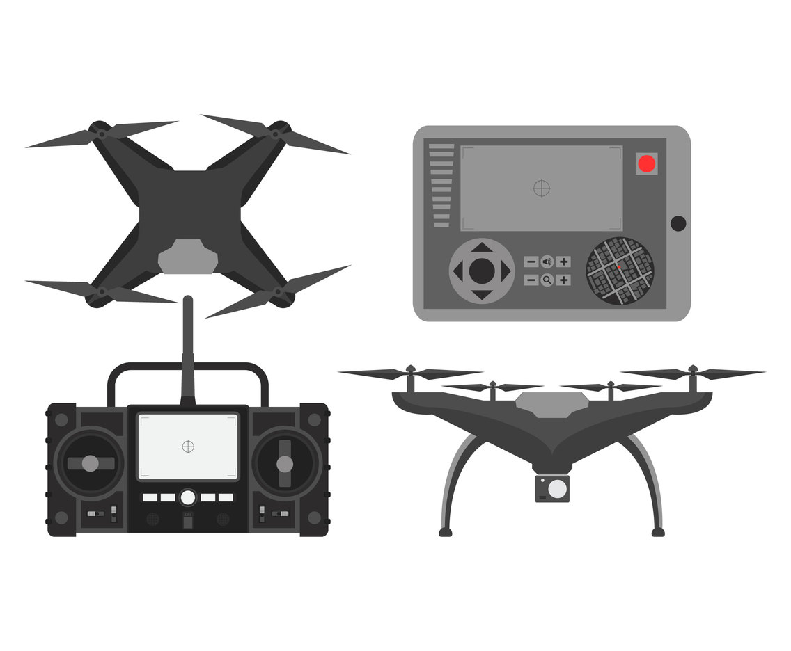 FPV and Controller Vectors