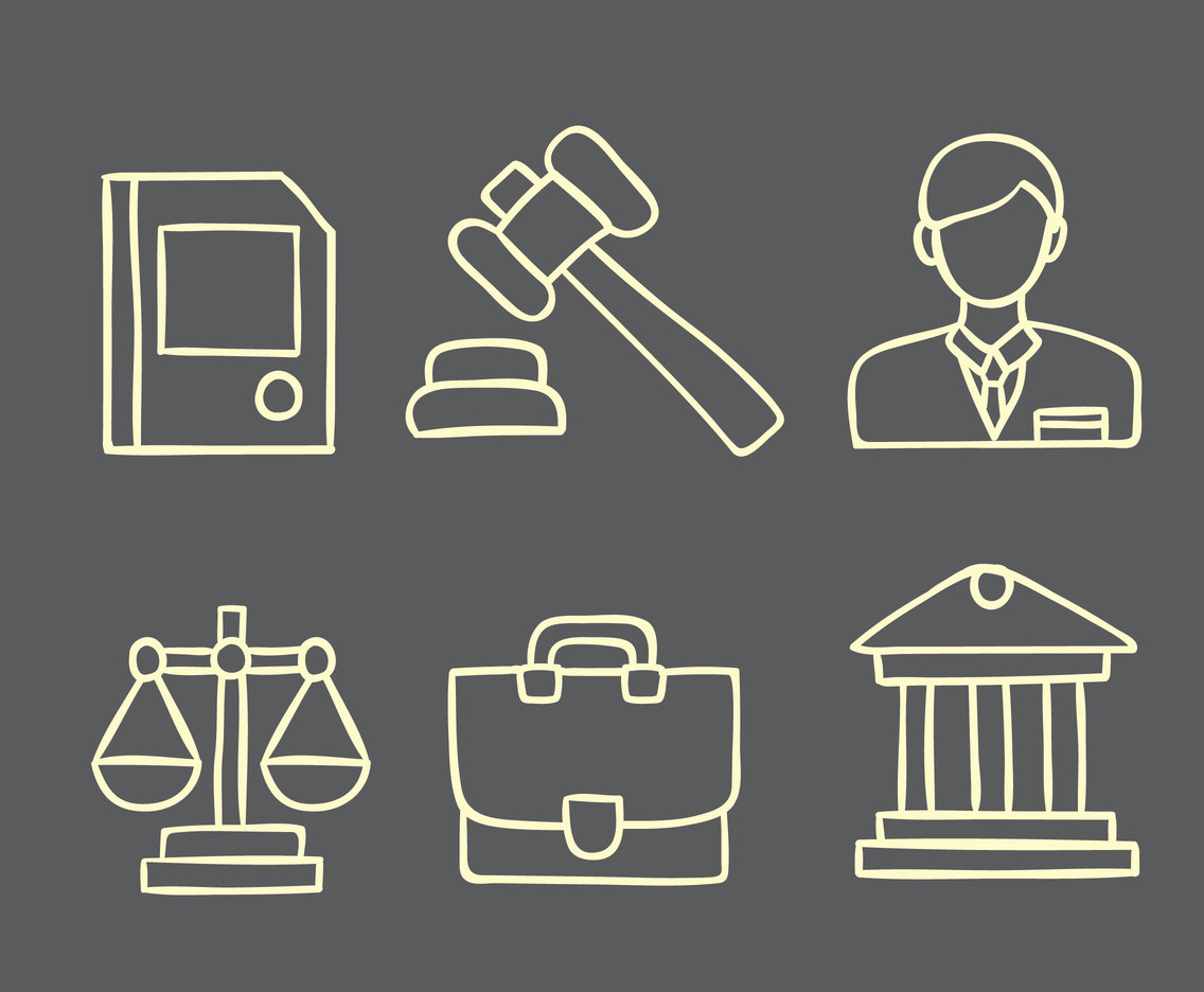 Sketch Lawyer Element Vectors