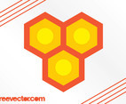 Honeycomb Logo Vector