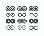 Set Of Eternity Symbol Vectors