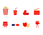 Free Theatre Icon Vector