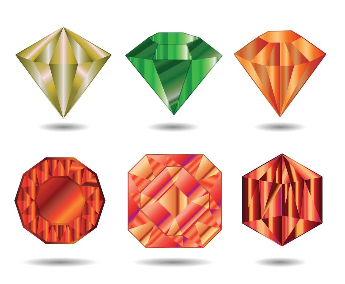 Gem gradient vector set