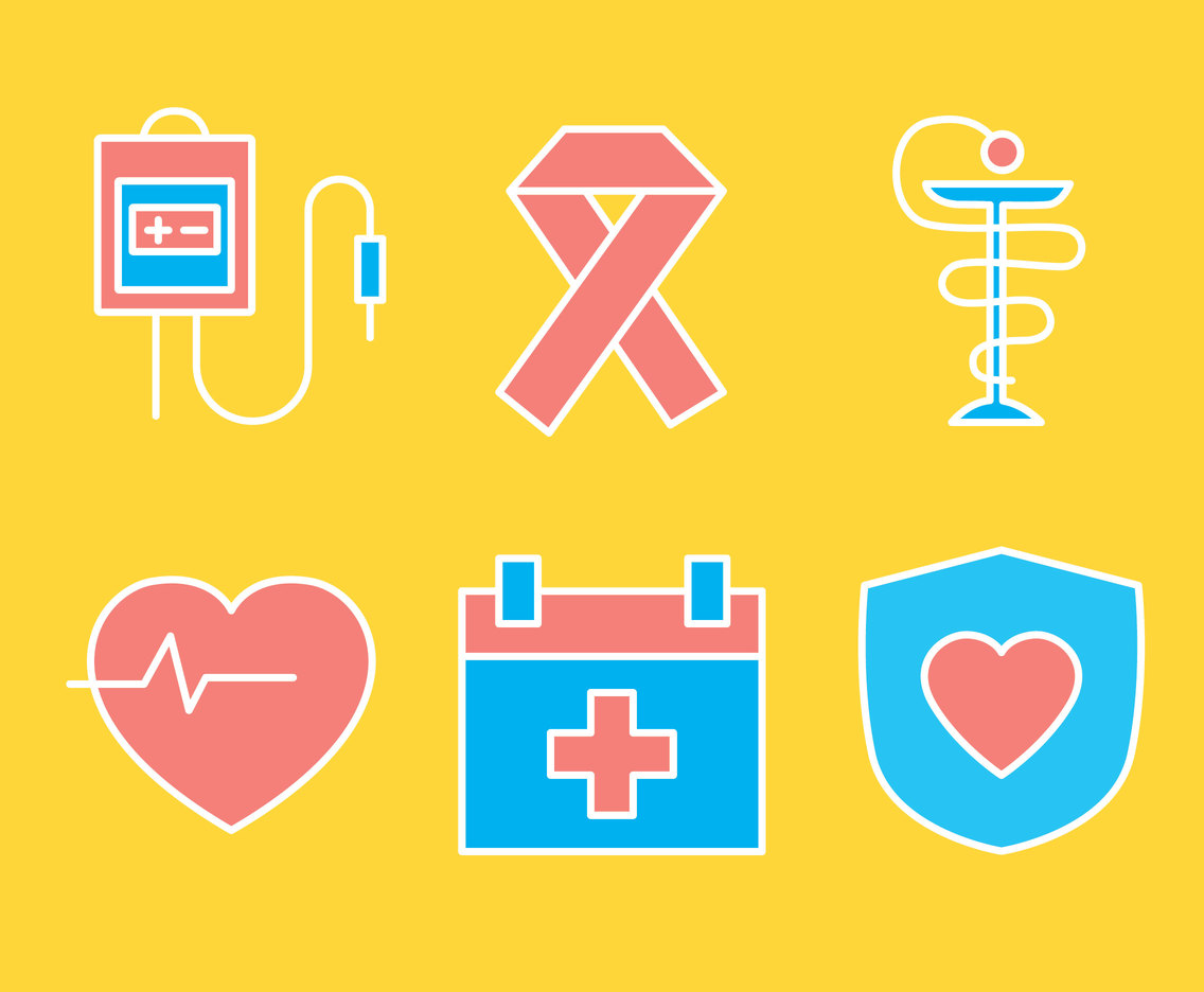 Nice Pharmacy Element Collection Vectors